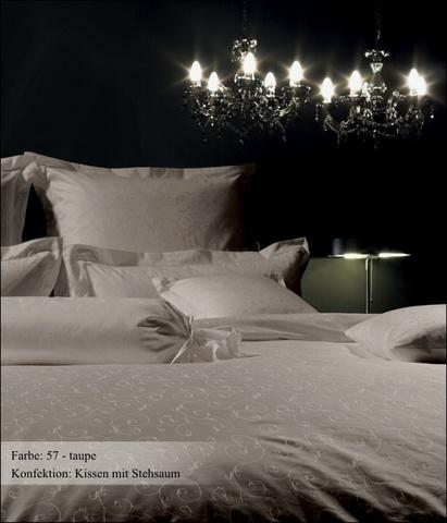Постельное белье 2 спальное Janine Rubin коричневое