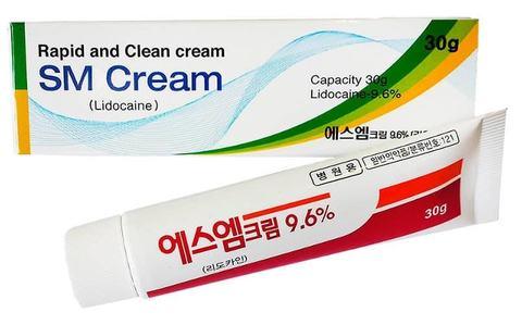 SM Cream (СМ крем )