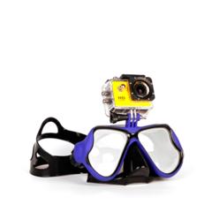 Маска для дайвинга с креплением для экшн-камеры