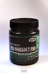 Frog Tech PRE-WORKOUT PRO (200гр) Апельсин