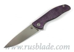 Shirogorov HATI-R M390  Alutex Dark Purple MRBS