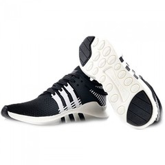 Мужские Adidas Equipment Support ADV Primeknit Black/White