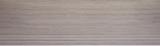 Монолитная ступень M 100 Серебристо-серый под травертин Размер: ступени 120x30 см Размер подступенка: 120x15 см  комплект Полированнная
