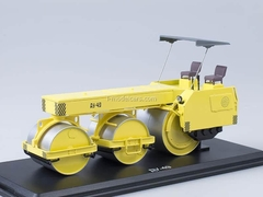 Road Roller DU-49 Start Scale Models (SSM) 1:43