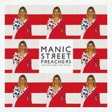 Manic Street Preachers ‎/ Your Love Alone Is Not Enough (12' Vinyl)