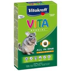 Vitakraft Vita Special All Ages основной корм для шиншилл всех возрастов