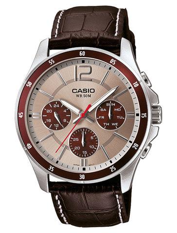 Купить Наручные часы CASIO MTP-1374L-7A1VDF по доступной цене