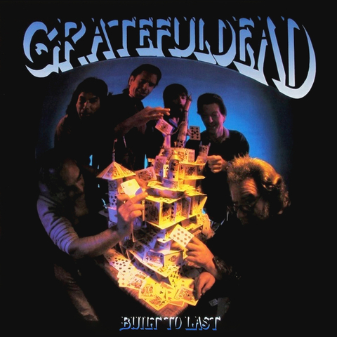 Grateful Dead / Built To Last (LP)
