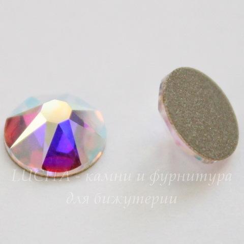 2088 Стразы Сваровски холодной фиксации Crystal AB ss 34 (7,07-7,27 мм)