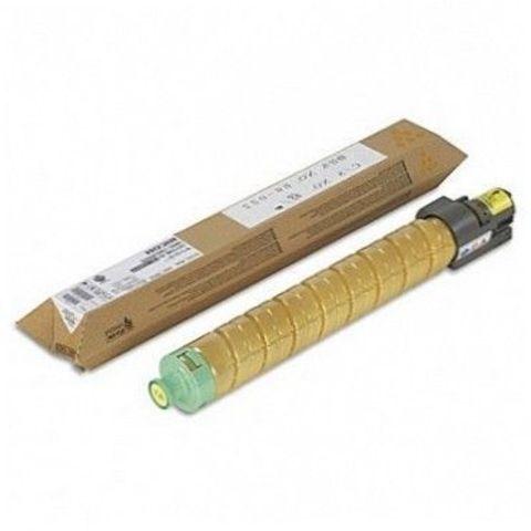 Тонер-картридж Ricoh тип MPC3502E желтый для принтеров Aficio MPC3002/C3502. Ресурс 18000 стр (842017)