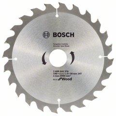 Пильный диск Eco for wood 190x30x1,4 мм