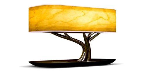 Настольный светильник HomeTree Умный светильник Light of Tree + Qi