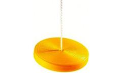 Детские пластиковые качели диск
