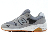 Кроссовки Мужские New Balance 580 Elite Edition Grey White Begie