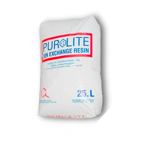 Ионообменная смола Purolite C100E (цена за 1л)