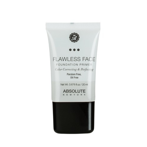 ABSOLUTE NEW YORK Прозрачная база под макияж Flawless Face Foundation Primer Clear
