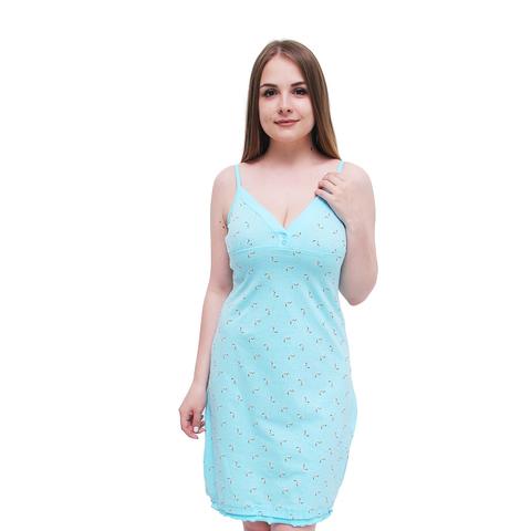 Сорочка подрост/женская (48-56) 181108-W1162