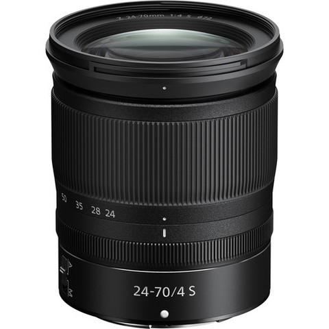 Объектив NIKON Nikkor Z 24-70mm f/4 S для Nikon Z