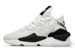 Кроссовки мужские Adidas Y 3 Kaiwa White Black