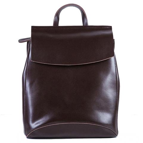 Рюкзак женский JMD Classic 8504 Шоколадный