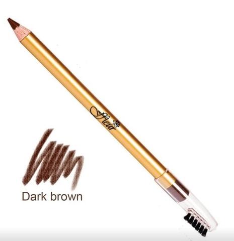 Ффл кар д\бровей коричневый 7616