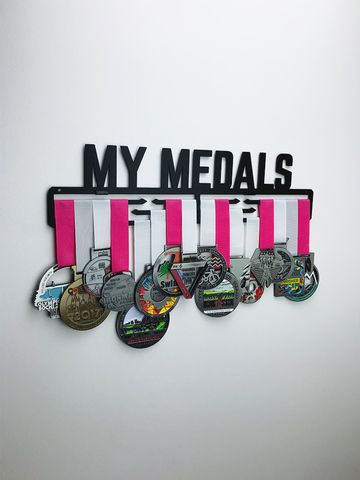Медальница  My medals 2.0 (черный)