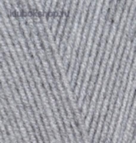 Alize Lanagold 800 (5 шт.) - Серый меланж 21