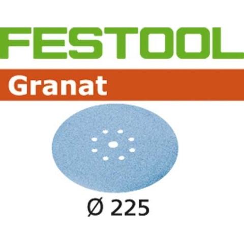 Шлифовальная бумага FESTOOL Granat P120  225 мм