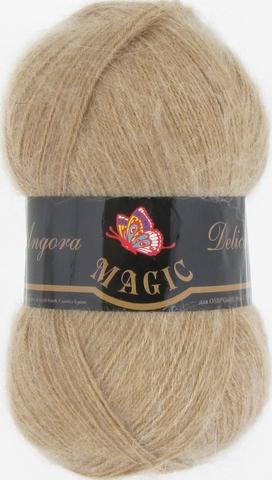 Пряжа Angora Delicate Magic 1105 Светло-бежевый - купить в интернет-магазине недорого klubokshop.ru