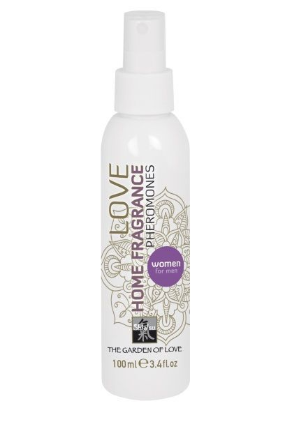 Духи и смазки для женщин: Феромоны для дома Home Fragrance women для воздействия на мужчину - 100 мл.