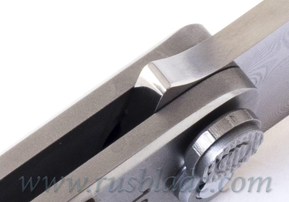 Custom Urakov Al Capone Super Folding knife