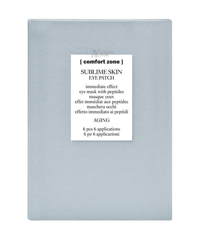 Sublime Skin Eye Patch | Совершенная пептидная пэтч-маска для глаз 6 x 10 мл