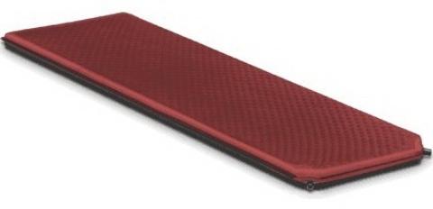 коврик Alexika ALPINE PLUS 80 burgundy red, 198x76x7,5 cm