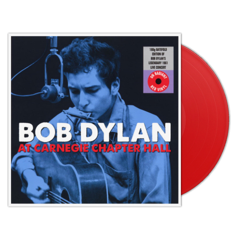 Bob Dylan / At Carnegie Chapter Hall (Coloured Vinyl)(2LP)