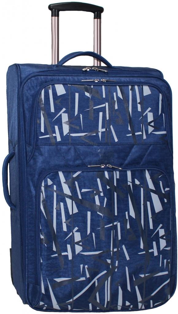 Дорожные чемоданы Чемодан Bagland Леон большой 70 л. Синий (003767027) d01e50a1df779a3b2ee9cf8776e02303.JPG