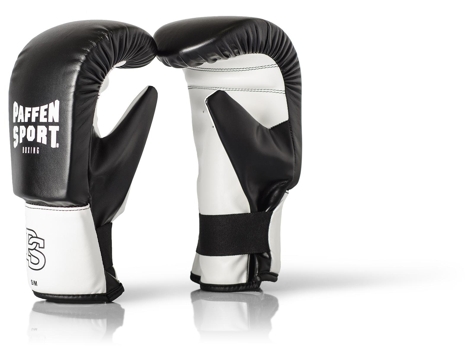 Снарядные перчатки из кожзаменителя Paffen sport