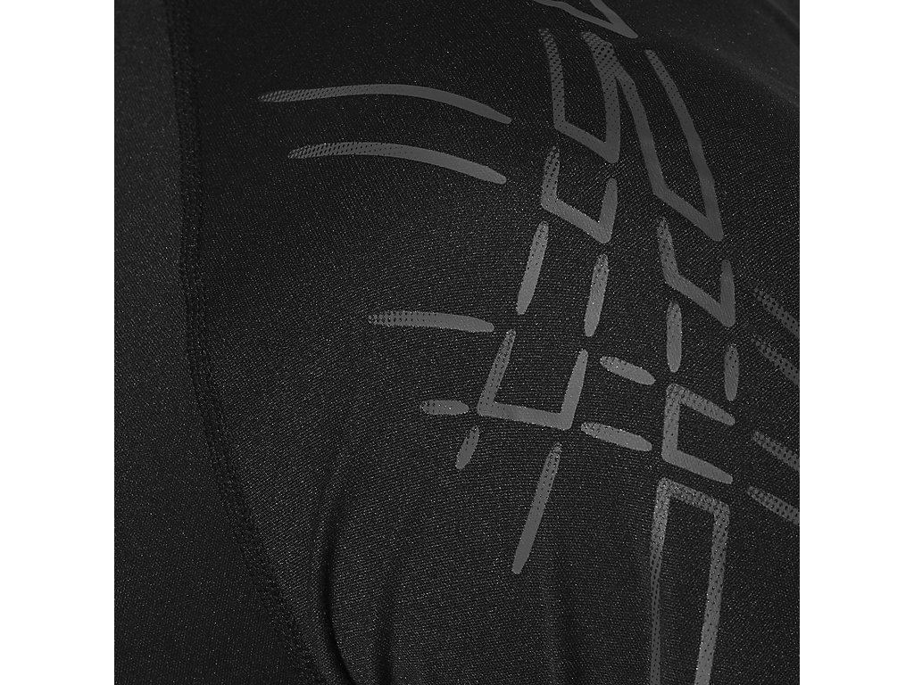 Мужская беговая футболка Asics Stripe SS (126236 0904)