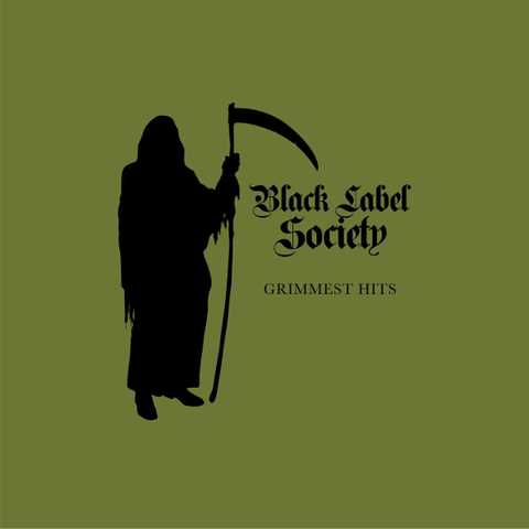 Black Label Society ‎/ Grimmest Hits (2LP)