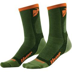 Dual Sport / Оранжево-зеленый