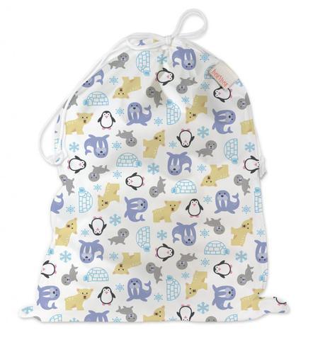 Водонепроницаемая сумка со шнур, Snowland, 45x35 cm