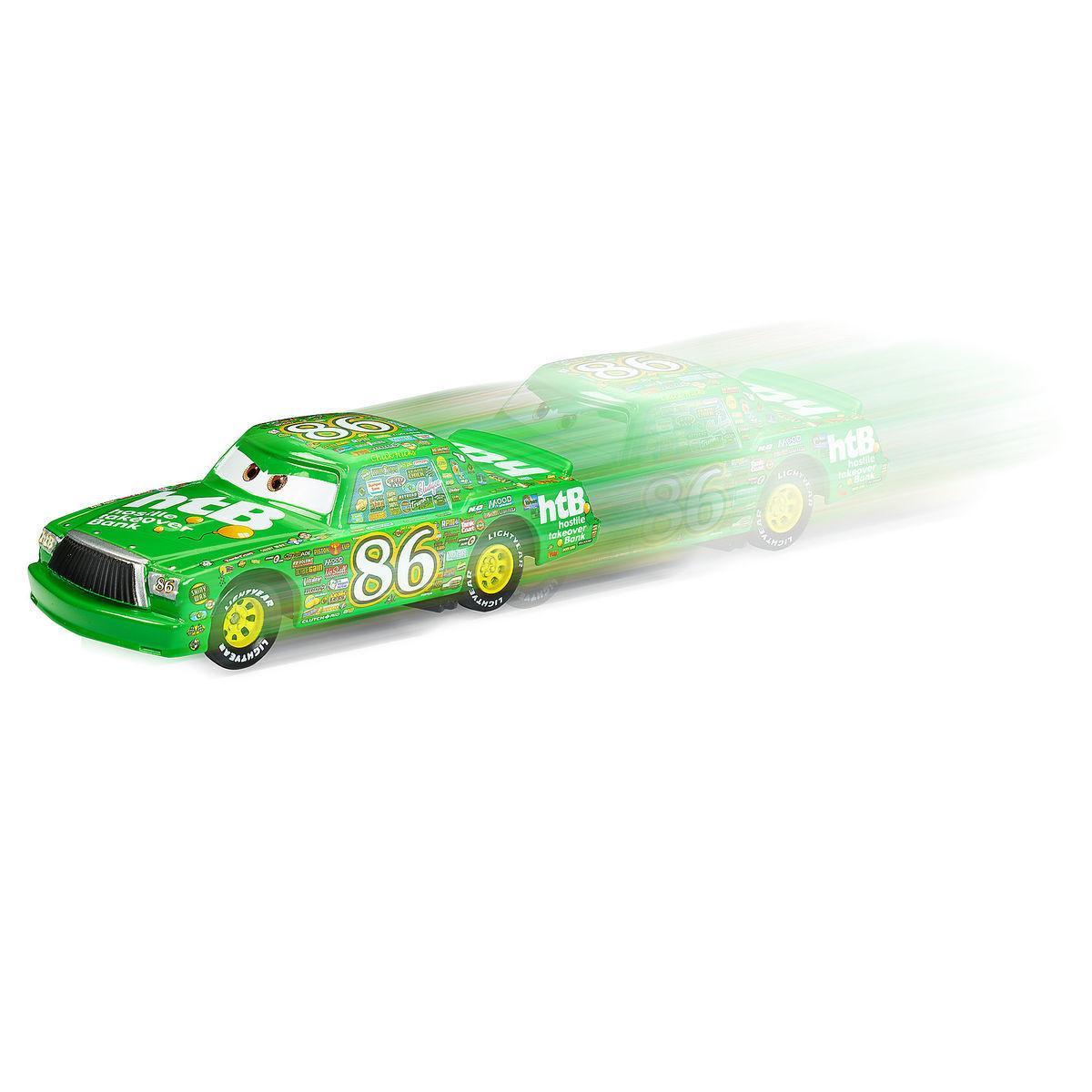 Машинка «Чико Хикс» 9 см -Тачки 3