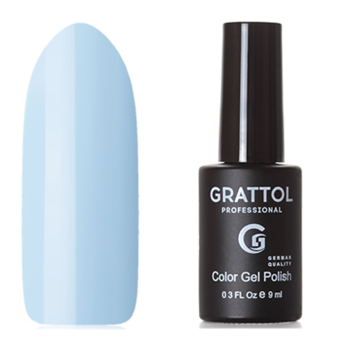 Grattol, Гель-лак Classic Collection №110, Clear Sky 53467