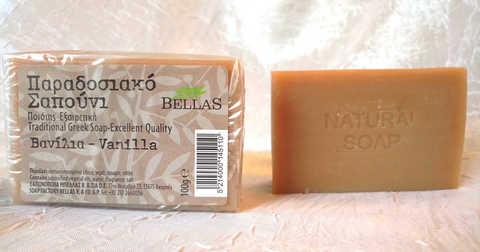 мыло с ванилью Bellas 100 гр