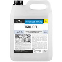 Профессиональная химия Pro-Brite TRIO-GEL 5л (067-5),дез.ср-во с моющэффек
