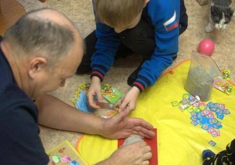 Настольная игра с умным песком ЛЕПландия