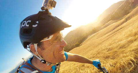 Vented Helmet Strap - Крепление на вентилируемый шлем