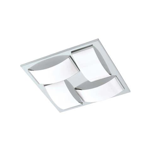 Светильник настенно-потолочный влагозащищенный Eglo WASAO 1 94884