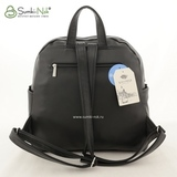 Рюкзак Саломея 351 гладкий черный