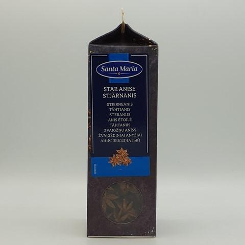 Бадьян (анис) SANTA MARIA, 160 гр