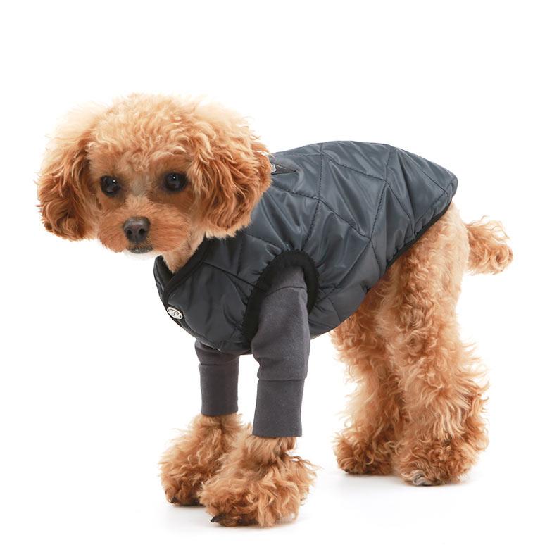 куртки стежка для собак